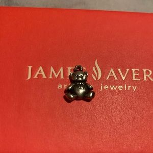 James Avery teddy bear charm
